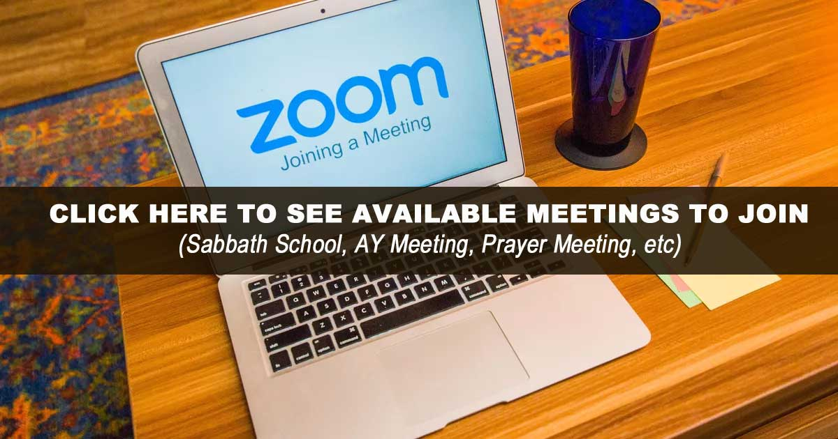 zoom meeting choices